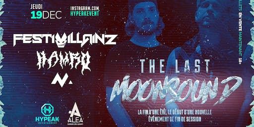 THE LAST MOONSOUND @Club Alea