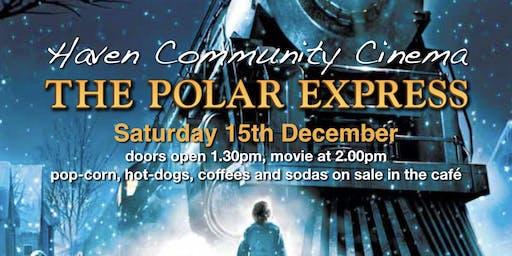 Community Cinema Polar Express 2019