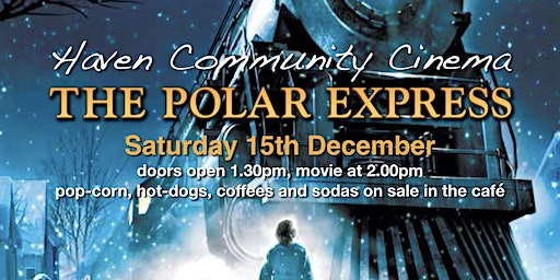 Community Cinema Polar Express 2019