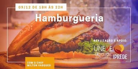 Curso de Hamburgueria com Chef Milton Vasques tickets