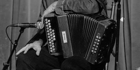Máirtín O'connor - Accordion Masterclass tickets