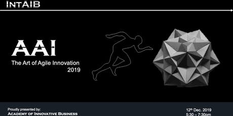 The Art of Agile Innovation tickets