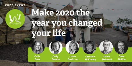 Make 2020 the year you changed your life tickets
