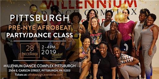 Pre-NYE Afrobeat Party/Dance Class