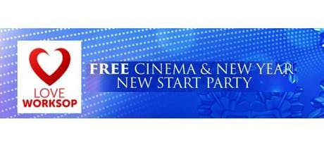 Worksop Floods - FREE Cinema & New Year New Start Party tickets