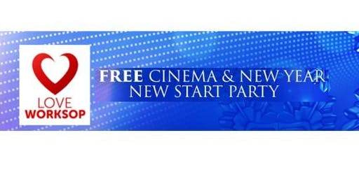 Worksop Floods - FREE Cinema & New Year New Start Party