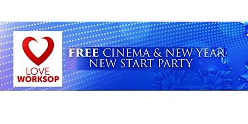 Worksop Floods - FREE Cinema & New Year New Start Party