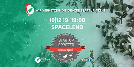 Startup Spritzer 62 - Xmas Edition Tickets