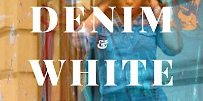 Denim & White Summer Party
