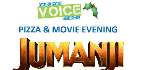 Pizza & Movie Night with Raise Your Voice Council tickets