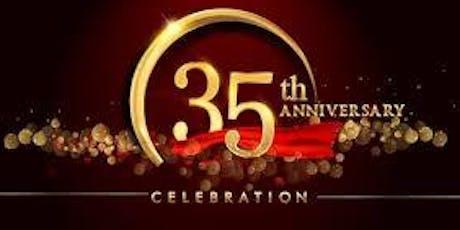 Soft Spoken Band's 35th Anniversary Celebration tickets
