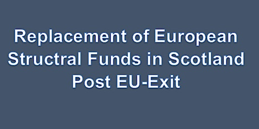 Replacement of European Structural Funds Stornoway Event