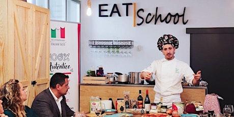 Taller de cocina con Luca Gatti entradas