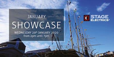 Stage Electrics January Showcase