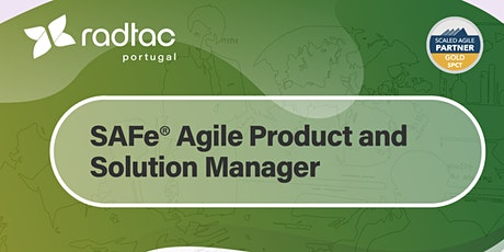 SAFe® 5.0 Agile Product and Solution Manager tickets