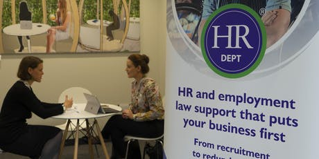 One to One: HR Drop In Advice Clinic tickets