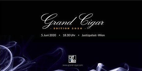 GRAND CIGAR - Edition 2020 - GALA tickets