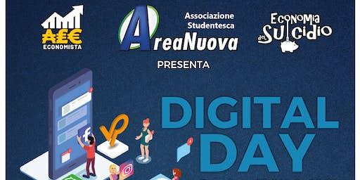 Digital Day con Alessandro Cascavilla-Economia del Suicidio