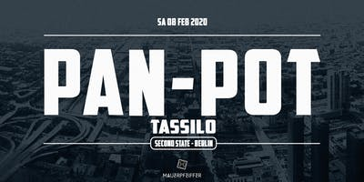 Pan-Pot (Tassilo, Second State - Berlin)