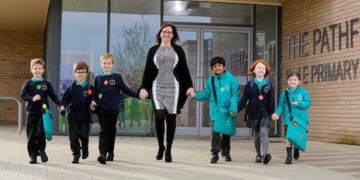 The Pathfinder Primary School Recruitment Fair