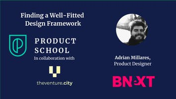 Finding a Well-Fitted Design Framework by Bnext Product Designer