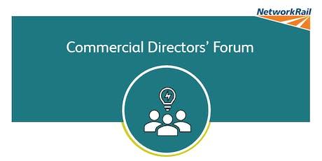 Commercial Directors' Forum 2020 tickets