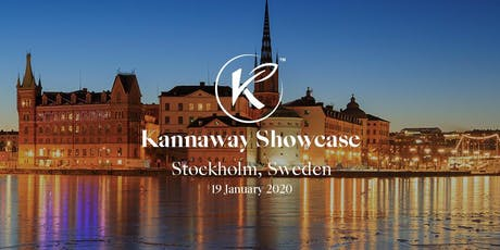 Kannaway Showcase Stockholm tickets