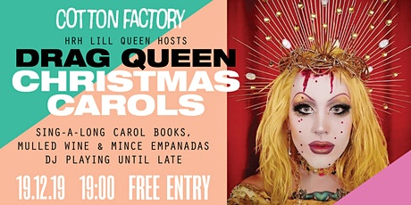 Drag Queen Christmas Carols tickets