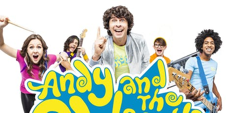 Andy and the Odd Socks tickets