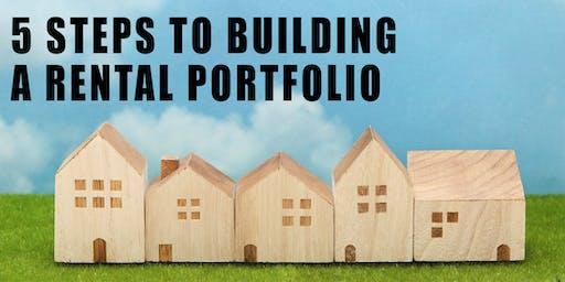 5 Steps to Building a Rental Portfolio - BRRRR Method