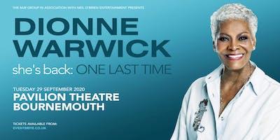 Dionne Warwick 2020 (Pavilion Theatre, Bournemouth)