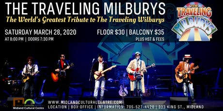 The Traveling Milburys tickets