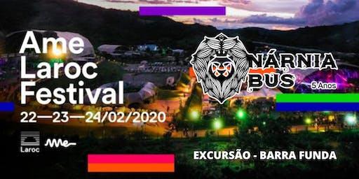 Excursão AME LAROC FESTIVAL 2020 | Nárnia Bus