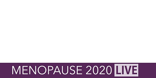 Menopause LIVE Conference 2020