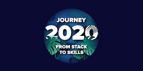 #Journey2020 tickets