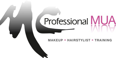 MC-Professional HMUA Academy Open Day with a Free Makeup Masterclass tickets