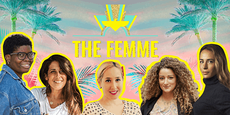 The Femme avec Maïa Mazaurette, Fempo, Climax & Tajine Banane billets
