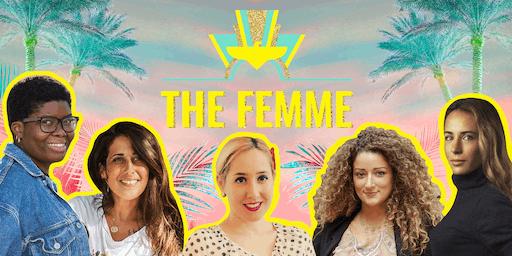 The Femme avec Maïa Mazaurette, Fempo, Climax & Tajine Banane