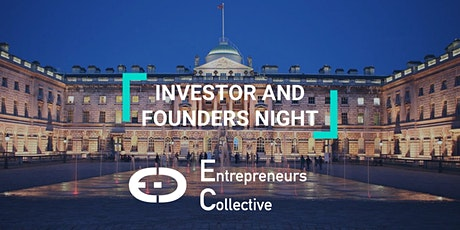 Investor Panel - Entrepreneurs Collective tickets