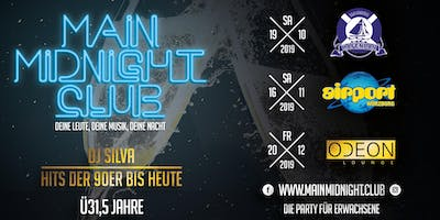Main Midnight Club Vol 11 goes ODEON - Ü31,5