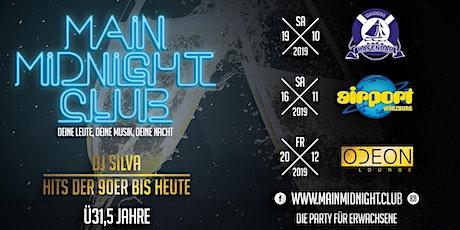 Main Midnight Club Vol 11 goes ODEON - Ü31,5 Tickets