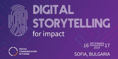 Digital Storytelling for Impact Forum