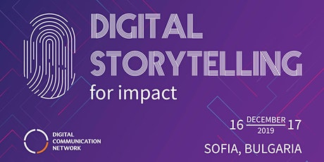 Digital Storytelling for Impact Forum tickets