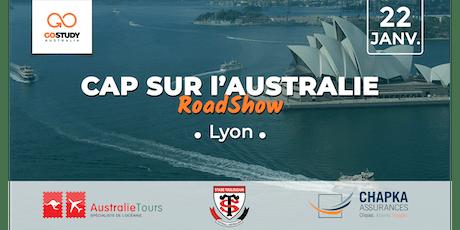 Go Study Roadshow - Lyon 2020 tickets