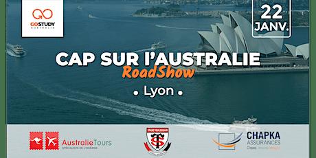 Go Study Roadshow - Lyon 2020 billets