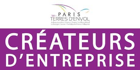 Accompagner les projets ESS sur le territoire de Paris Terres d'Envol billets