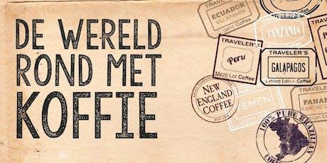 Reis&Co Event Workshop: De wereld rond met koffie tickets