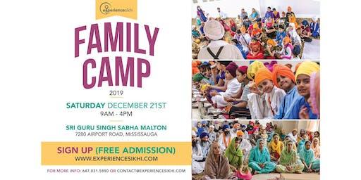 Family Camp December 2019