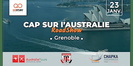 Go Study Roadshow - Grenoble 2020 billets