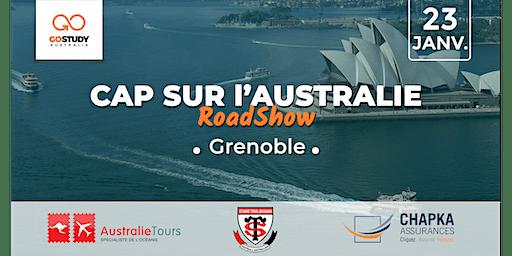 Go Study Roadshow - Grenoble 2020